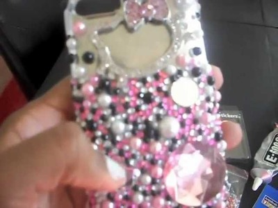 DIY: Lux Addiction Inspired iPod.Phone Case