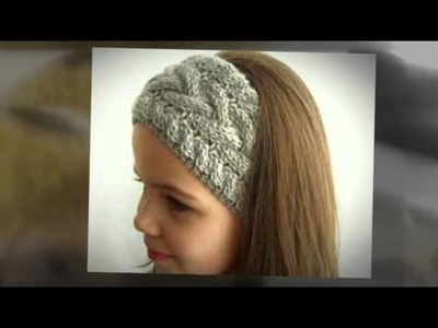 Ear Warmers Headband -- Your Best Companion For Winter