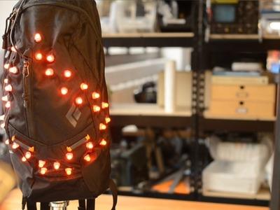 Flora Brake Light Backpack