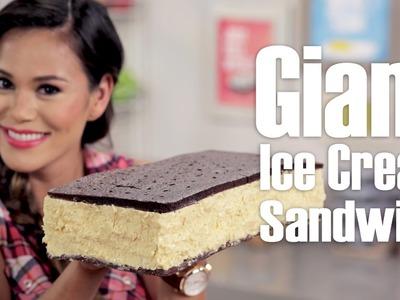 Giant Ice Cream Sandwich   Eat the Trend