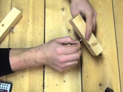 Hand Block Hot Wire Foam Cutter - HWFCI