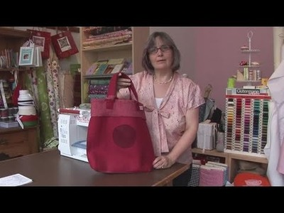 How To Learn To Sew A Tote Bag