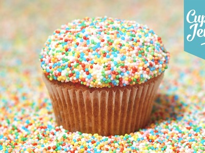 How to Make Funfetti Cupcakes | Cupcake Jemma