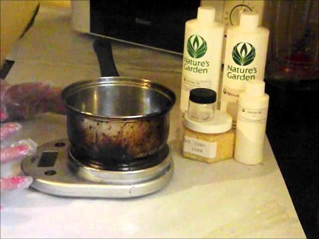 How To Make Lavender Healing Salve With Natures Garden