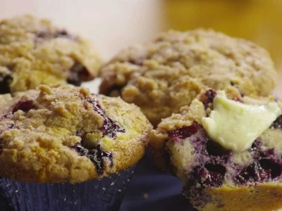 How to Make To Die For Blueberry Muffins