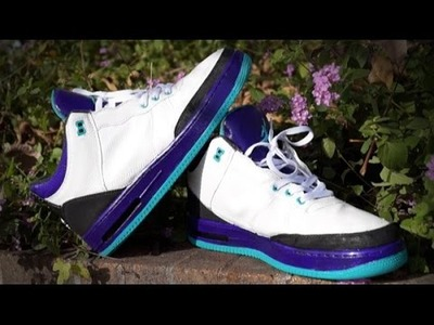 How to Paint and Customize Shoes! Jordan 3 Fusions Edition!!