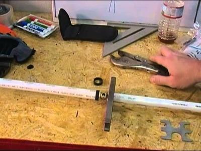 How to : Plumbing, Leaking Copper Pipe Repair