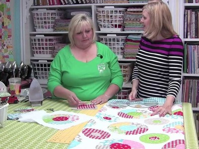 How to Use Lori Holt's Circle Rulers - Fat Quarter Shop