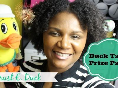 Influenster Brand Challenge Prize Pack: Duck Brand Duct Tape Gift Basket