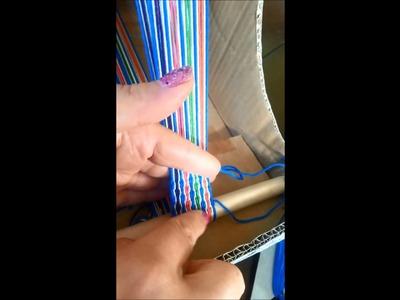 Inkle Weaving Part 3