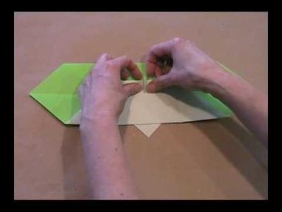 Jedi Master Yoda Origami - Episode I