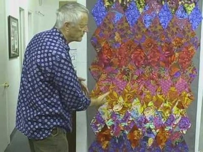 Kaffe fassett  workshop, part 1 of 3