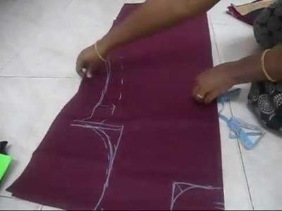 Kameez  cutting easy method step by step (DIY)