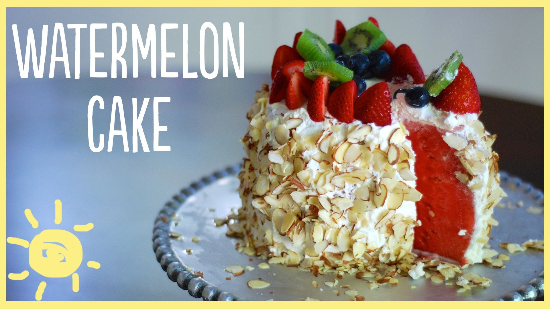 MEG   Watermelon Cake