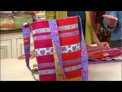 Quilting Arts TV Episode 907 Preview