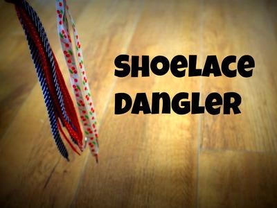Shoelace Dangler *5 Minute Makes- Homemade Guinea Pig Toy*