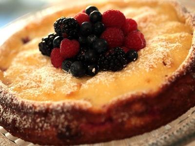 Triple Berry Danish Cheesecake Recipe    KIN EATS