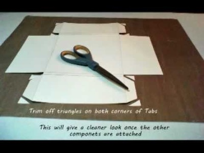 6x6 mini flip flap album tutorial