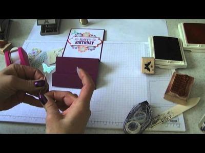 Accordion Fun Fold Tutorial Part 2