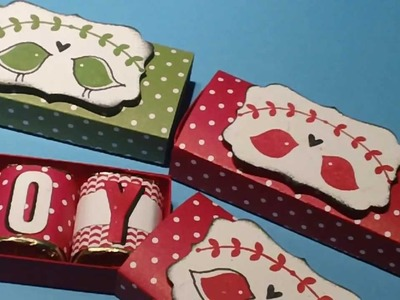 Cathijudd21's 2013 Christmas Series #4  - Trio Treat Box!