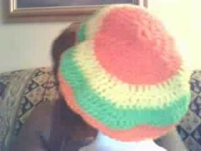 Double Crochet Hat (FINISHED!!)