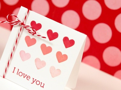 Friday Focus - Valentine's Day Card #6