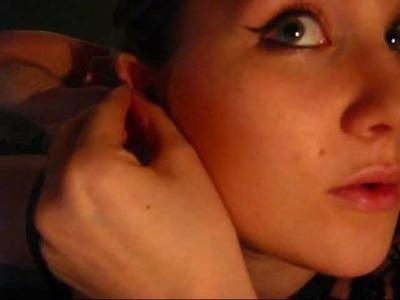 How to make home-made Elf Ears