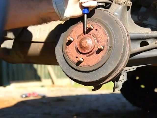 How To Replace (Remove and Install) Honda Civic Rear Wheel Hub Bearings