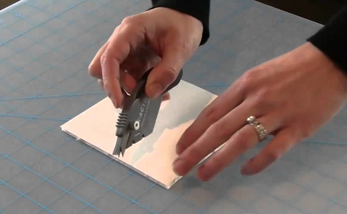 How to Use X-ACTO® Foam Board Cutter (X7747)