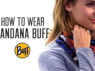 How to Wear Bandana Buff® Headwear