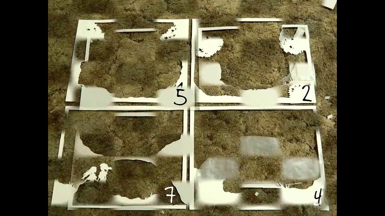 kirigami paper cut shadow box. Black Bedroom Furniture Sets. Home Design Ideas