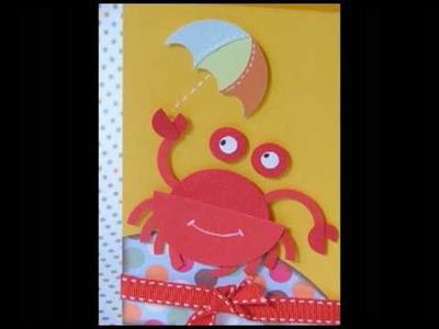 Ku Ku PUNCH CARD Crab Sunshade (Cangrejo Sombrilla)
