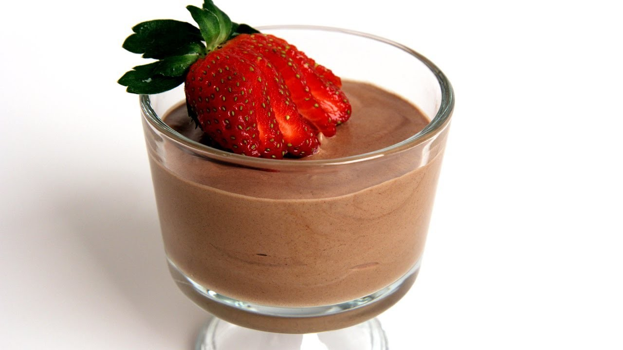 Lover's Chocolate Mousse Recipe - Laura Vitale - Laura in the Kitchen Episode 312