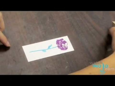 Make Your Own Greeting Card - Part 2