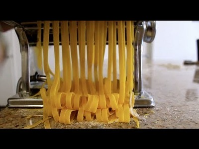 Pasta- How to and Recipe | Byron Talbott