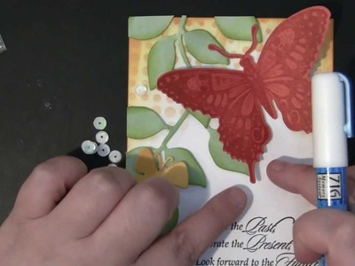 PB&J, Penny Black and Jill Foster, Delicate Wings Creative Die