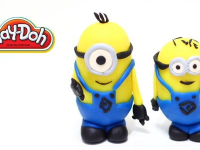 Play-Doh Minions from Despicable Me