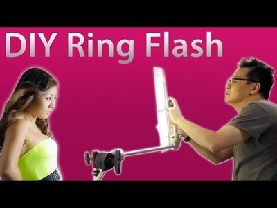 Pro Tog, DIY Challenge - Ring Light (feat. Mark Chung)