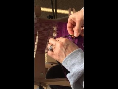 Putting Beads in Your Weaving