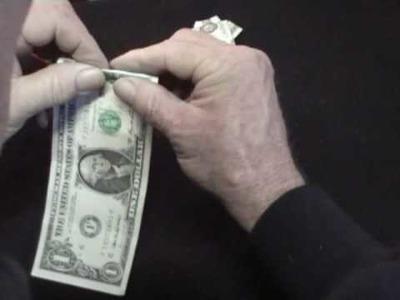 Response to Origami Dollar Shirt and Pants