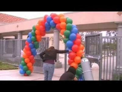 Balloon Arch By Everyday Flowers