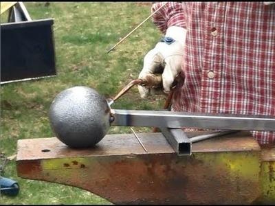 Blacksmithing: Make a Planishing Stake for shaping Armor