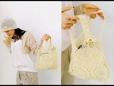 Crochet bag| Free |Crochet Patterns|179