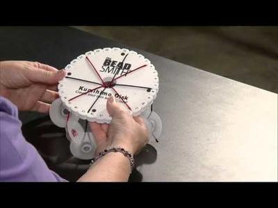 DIY Kumihimo Bracelet by Anne Dilker