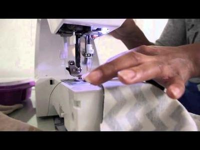 DIY: Midi Length Skirt (SEWING)