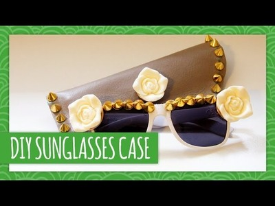 DIY Sunglasses Case- HGTV Handmade
