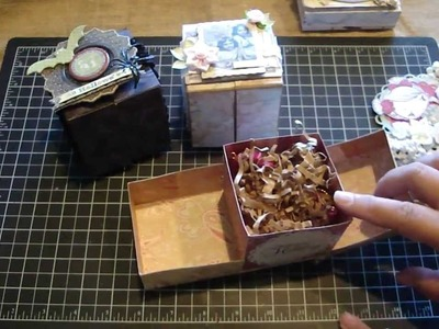 Handmade Gift boxes and Card & Envelope Booklet Pr