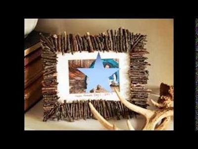 Handmade Photo Frames with Handmade Paper Step By Step