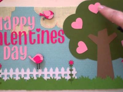 Happy Valentine's Day.Mi Amore Blog hop