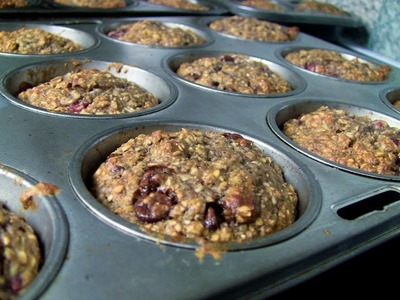 Healthy Breakfasts on the Go! - AMAZING Muffins